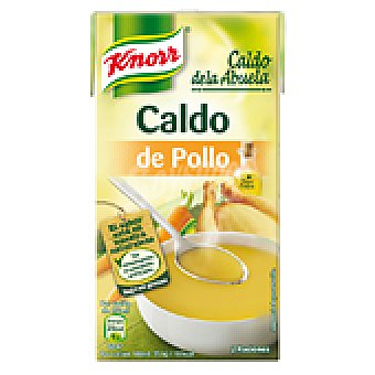 CASERO CALDO KNORR POLLO 500 ML