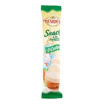 President Queso snacking de cabra pasta blanda 170 g