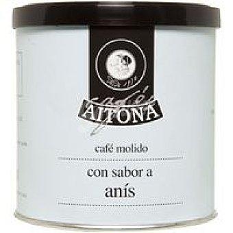 AITONA Café molido aroma anís lata 100 g