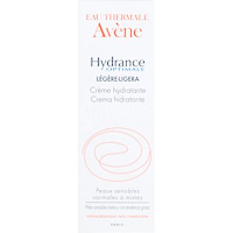 Avène Hydrance Optimale ligera Tubo 40 ml