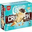 Cono Crush blanco cornetto, caja 240 G Caja 240 g Cornetto Frigo