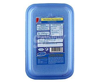 Auchan Bacalao desmigado desalado 250 gramos