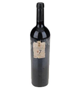 +7 Vino ecológico d.o. priorat tinto +7 75 cl
