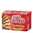 Sardinillas en tomate 60 g Cabo de Peñas