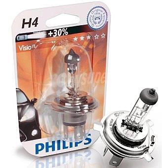 Philips Lámpara de automóvil Visión para faros delanteros H4 12 V 55 W 1 Unidad