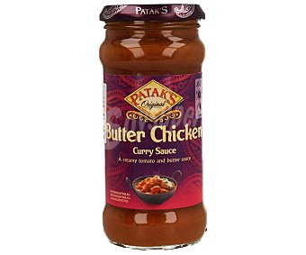 Patak's Salsa de curry butter chicken 350 g
