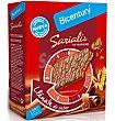 Sarialis - Barritas de cereales y chocolate con leche 5 barritas x 20 g Bicentury Sarialís