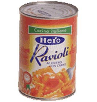 Hero Raviolis con carne 430 G