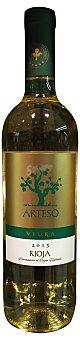 ARTESO Vino blanco rioja cosecha Botella de 750 cc