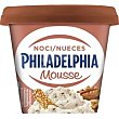 Mousse de nueces Tarrina 130 g Philadelphia
