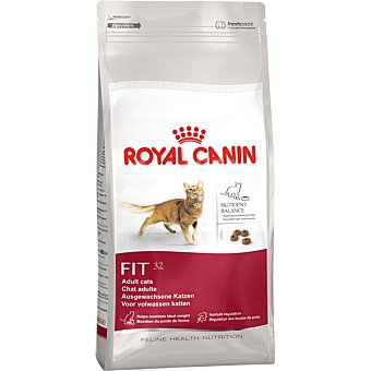 ROYAL CANIN FIT Alimento especial para gato adulto moderadamente activo bolsa 4 kg Bolsa 4 kg