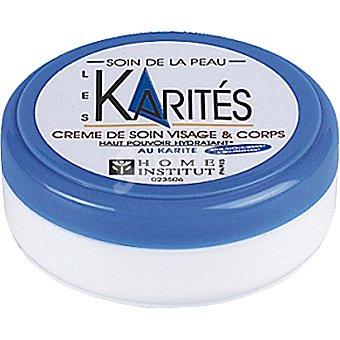 LES KARITES Crema de cuerpo y cara hidratante de Karité Tarro 50 ml