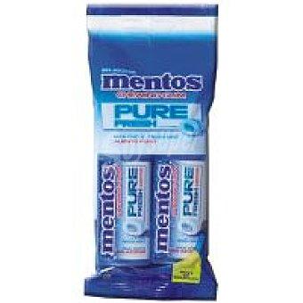 Mentos Gum de menta fresca Pack 2x12 g