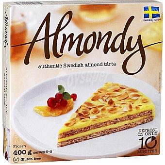 Almondy Auténtica tarta helada sueca 6-8 raciones Estuche 400 g