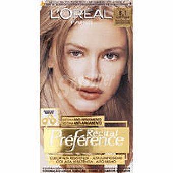 Preference L'Oréal Paris Tinte Copenhage N.8.1  Caja 1 unid
