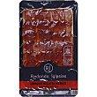 Lomo de bellota ibérico 50% raza ibérica en lonchas sin gluten Envase 120 g Redondo Iglesias