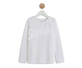 In Extenso Camiseta interior de manga larga para niña talla 8