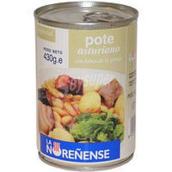 La Noreñense Pote asturiano Lata 430 g