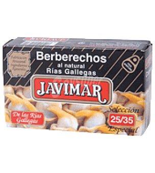 Javimar Berberechos Natural 170 g