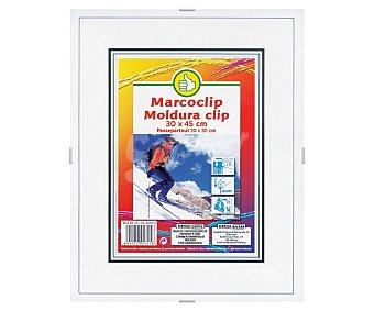 Productos Económicos Alcampo Marco con cierre clip 30x45 cm 1 unidad
