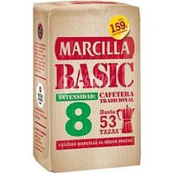 Marcilla Café Molido Numero 8 Basic