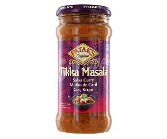 Patak's Salsa de curry india tikka masala 350 g