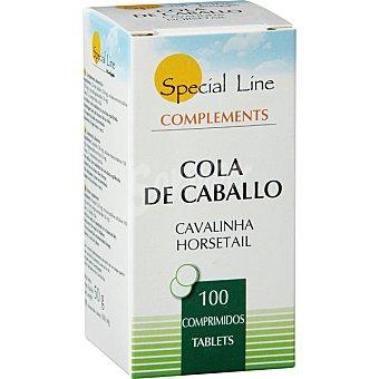 Special Line Comprimidos de cola de caballo 500 mg 100 unidades