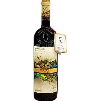 MOURE Vino tinto de autor D.O. Ribera Sacra  Botella de 75 cl
