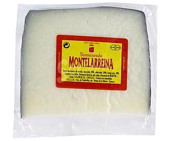 Señorío de Montelarreina Queso mezcla semicurado montelarreina 375 gr