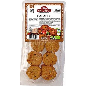 Natursoy bio falafel tofu ahumado Envase 155 g
