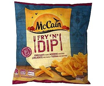 Mc Cain Fry n Dip crujiente por fuera tierna por dentro también al horno  bolsa 500 g