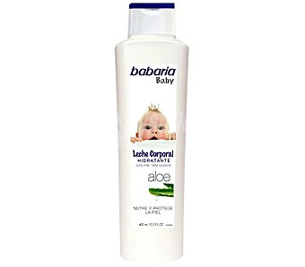 Babaria Baby Crema protectora Aloe 100 ml