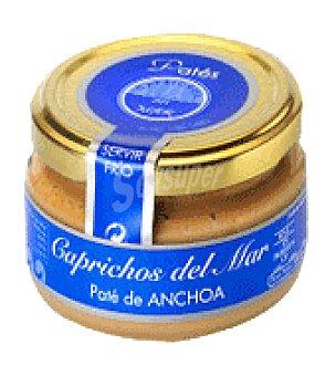 Caprichos Del Mar Pate de anchoa 110 g
