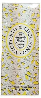 VICTORIO & LUCCHINO Eau toilette mujer capricho floral azahar vaporizador  Botella de 50 cc
