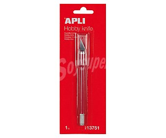 APLI Cutter de precisión para manualidades 1 unidad