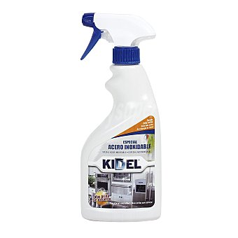 Kidel Limpiador Acero Inoxidable 500 ml
