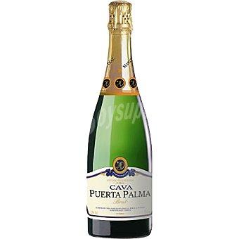 Puerta Palma Brut cava Extremadura Botella 75 cl