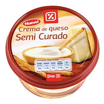 DIA Crema de queso semicurado tarrina 125g