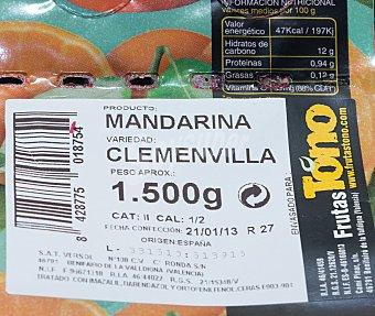 Mandarina Malla 1,5 kg