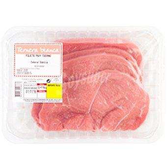 Filete muy tierno de ternera blanca 0,7 kg