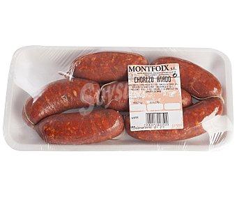 MONTFOIX Chorizo Fresco 450 Gramos
