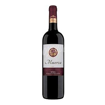 Muerza Vino D.O. Rioja tinto crianza Botella de 75 cl