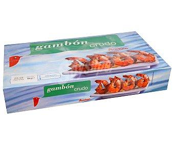 PRODUCTO ALCAMPO Gambón crudo 25/35 ultracongeldos 1000 g