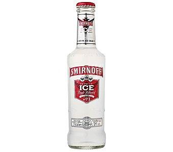 SMIRNOFF ICE Combinado de vodka con limón Botella 275 ml