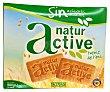 Galleta nature active sin azúcar Paquete 580 g Hacendado