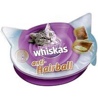 Whiskas Snack bola de pelo Paquete 73 g