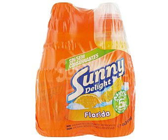 Sunny Delight Refresco Florida 4x310ml