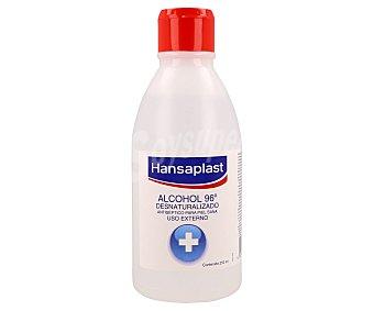 Hansaplast Alcohol de 96º desnaturalizado 250 mililitros