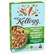 Cereales de desayuno con frambuesas, manzana y zanahoria sin aceite de palma Paquete 300 g W. K. Kellogg's