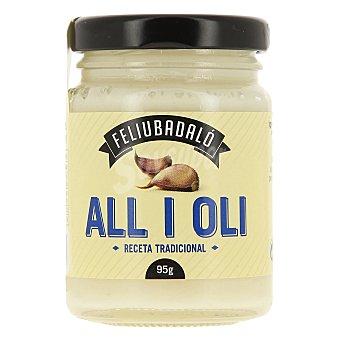 Feliubadalo Salsa Alli oli 95 g